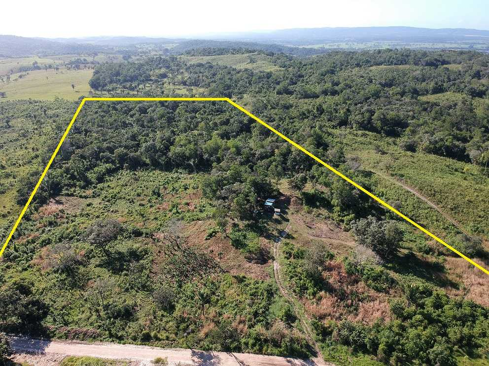 CY68: 32.623 Acres Great for Retirement or Farming, Georgeville, Cayo District!