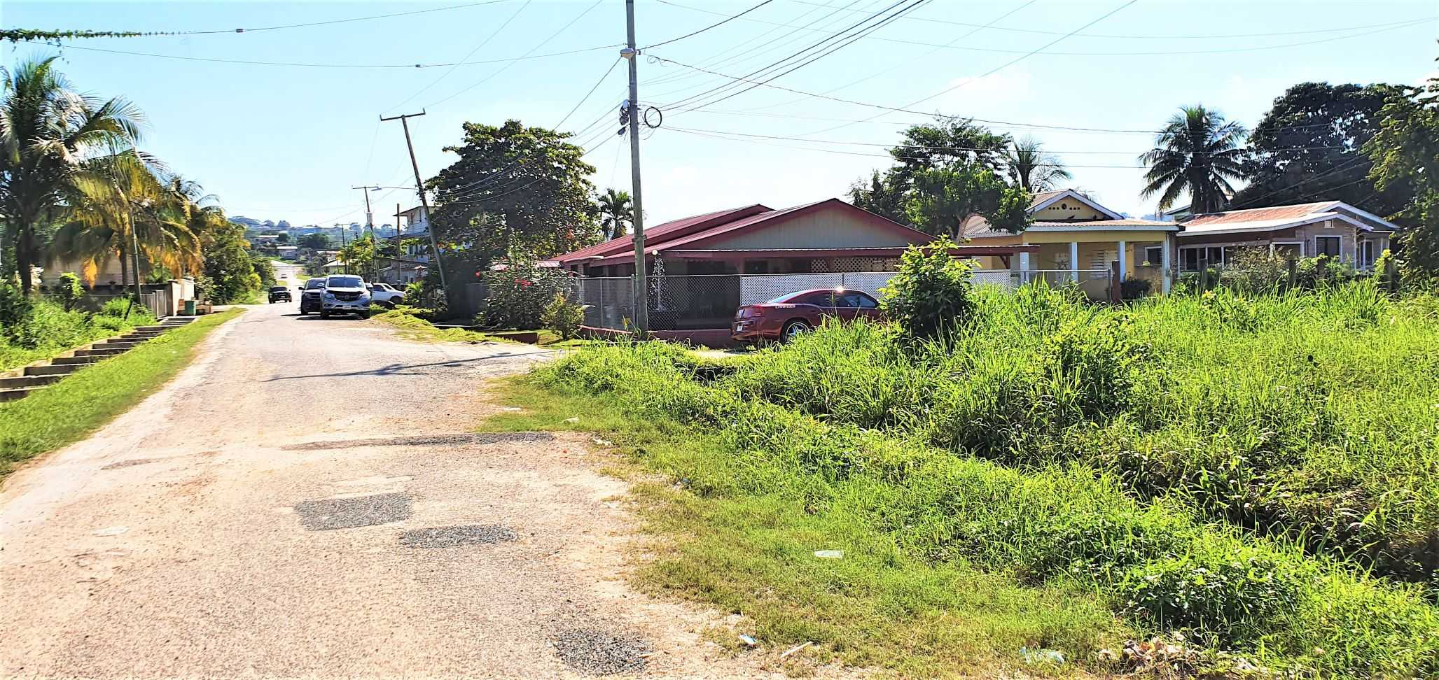CY102: UNAVAILABLE! Corner Lot For Sale in San Ignacio Town couple of blocks away from Bullett Tree Road, Cayo District!