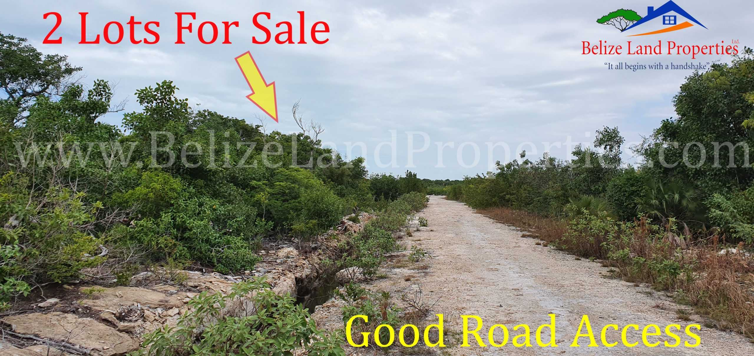 A20: Affordable Residential Lot Near Secret Beach, Ambergris Caye!