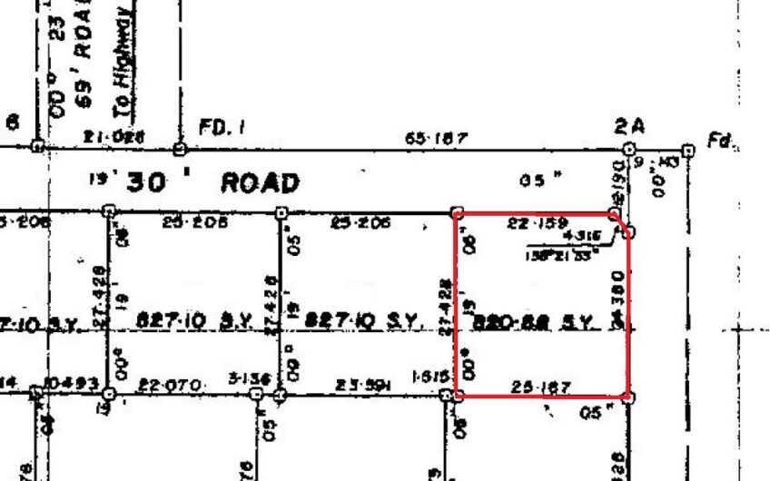 BZ159: Belize Real Estate For Sale- Lot Near Burrell Boom Road Junction, Belize District